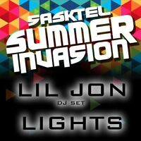 2 VIP Lights Tickets for August 29 -$30