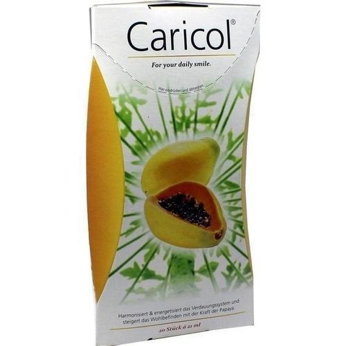 CARICOL Beutel 20X21 ml PZN 9884644