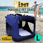Unbranded Dog Soft-Sided Travel Crates