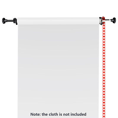 Neewer Photography 1 Roller Wall Mounting Manual Background Support System