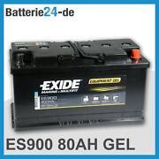 Exide Gel Batterie