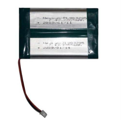 Haier HLT71BAT Replacement Battery for 7-inch LCD TV model HLT71 (Discontinued b