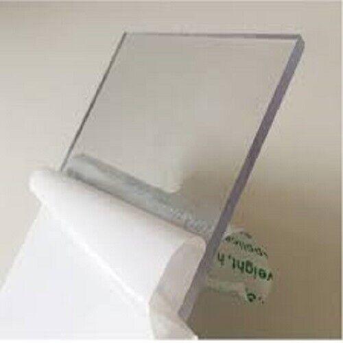 "Polycarbonate Clear 1/16 (.060"") X 24"" x 48""  Palsun Flat Sheet^"