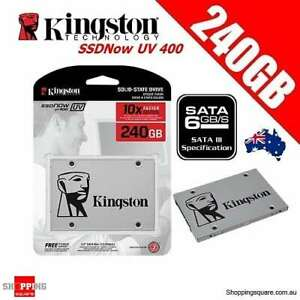 Brand New in Box 240GB Kingston SSD's 6Gbps(Fastest Speed)