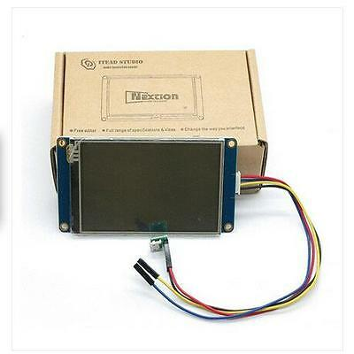Nextion Nx4832t035 - 3.5 Hmi Tft Lcd Touch Display Module6814