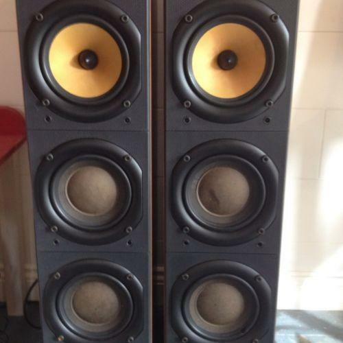 B Amp W Speakers Home Audio Equipment Ebay