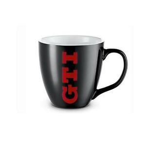 New Genuine VW Volkswagen Golf GTI Polo Mug Black