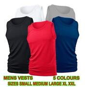 Mens Sleeveless Tops