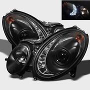 W211 Headlight
