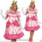 Princess Peach Costumes for Women