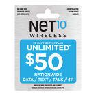 Net10 SIM Cards
