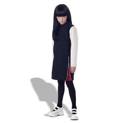 Emily the Strange Black Gothic Dress girls Child kid Halloween costume dress XL (Emily Strange Halloween)