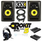 KRK Studio Monitor Pair