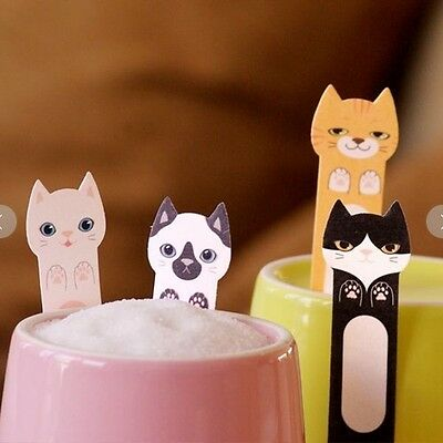Kawaii Cute Funny Cat Shaped Decoration Sticky Notes Post It - Kitty It