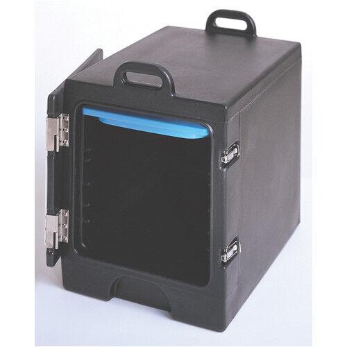 Cambro Metal-Hinge Food Pan Carrier, Brown