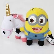 Despicable Me Stuffed Unicorn