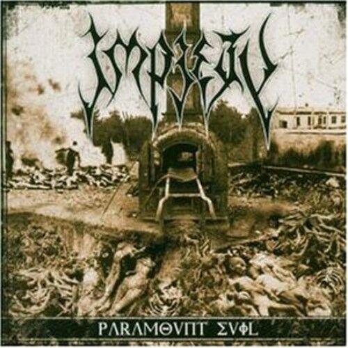 Impiety - Paramount Evil [new Cd] Holland - Import