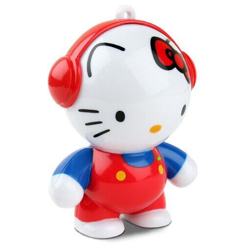 Mobi Headphonies Hi-Fi Amplified MP3 Speaker - Hello Kitty