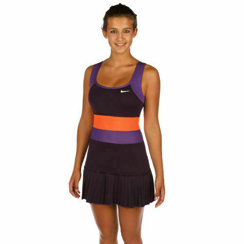 Nike Pleated Knit Dress Size Medium Serena Williams New with Tags