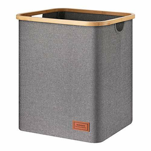 Laundry Basket Collapsible Laundry Hamper - Laundry Hamper with Handles for 82L