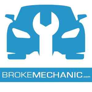 Save on your car repairs today with BROKEMECHANIC.com