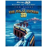 3D Blu Ray Movies Polar Express