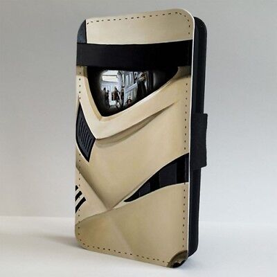 Stormtrooper Star Wars Movie Scene FLIP PHONE CASE COVER for IPHONE SAMSUNG