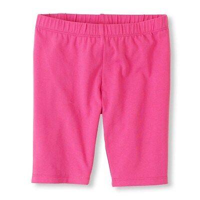 New TCP Girls The Children's Place Dark Pink Bike Shorts 24m 3T 4 year - Dark New Year