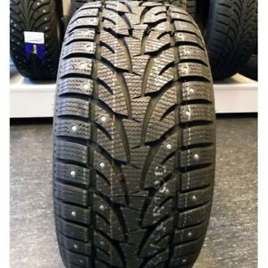 """Winter Tires 225/60R18 and Rims 5x114.3 Bolt Pattern 9/32"""" Tread"""