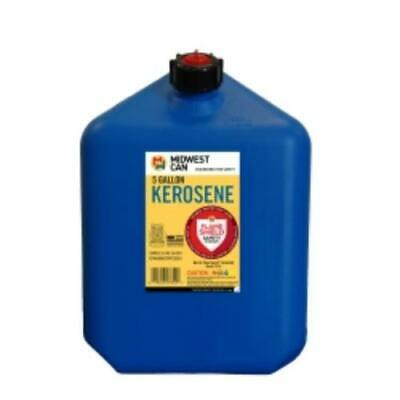Midwest Can 7610 5 Gallon Fmd Kerosene Can