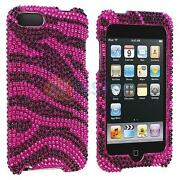 iPod Touch 2nd Generation Rhinestone Case