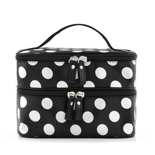 Vera Bradley Folding Cosmetic Travel Bag