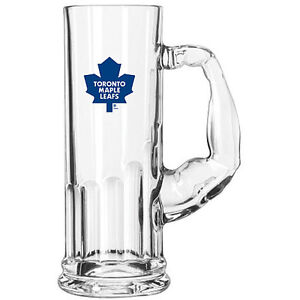 BEST GIFT FOR DAD - NEW: NHL Muscle Mugs or Beer Steins