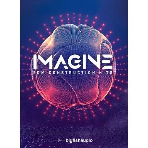 Big Fish Audio Imagine EDM Construction Kits ( midi wav )