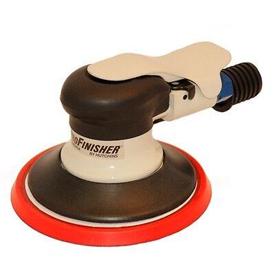 """Hutchins Vacuum-Assist ProFinisher 520 Random Orbit Sander 3/32"""" 6"""" Hook Pad 520"""