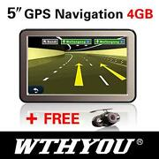 Wireless Reversing Camera GPS