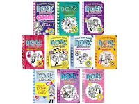 Dork Diaries - Set of 10 books collection
