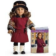 American Girl Nellie Doll NIB