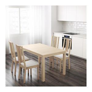 Table de cuisine IKEA - Bjursta