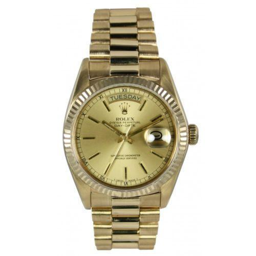 rolex oyster perpetual day date ebay. Black Bedroom Furniture Sets. Home Design Ideas