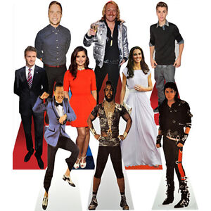 CELEBRITY-STANDEE-TABLE-DESKTOP-STANDUP-CUTOUT-CARDBOARD-NEW-PARTY-MASKS-MASK