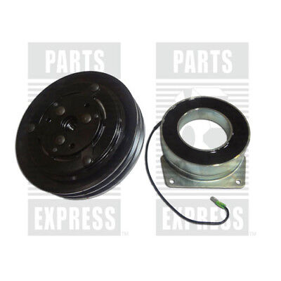 Ac Compressor Clutch Part Wn-600-281 For Tractors Combines Deere Ford Nh Agco