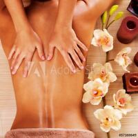 Great massage! Special for the first visiting!