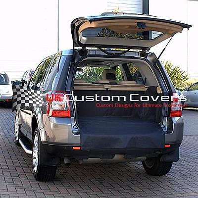 LAND ROVER FREELANDER 2 TAILORED BOOT LINER COVER MAT DOG GUARD 2006-2015 023
