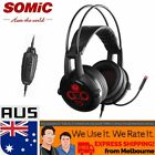 Gaming Surround Sound MP3 Player Headsets