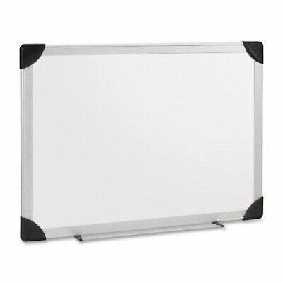Lorell Dry-erase Board 3x2 Aluminumwhite Each Llr55651