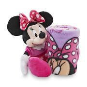 Minnie Mouse Fleece Blanket