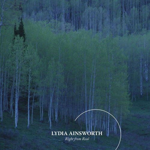 Lydia Ainsworth - Right from Real [New CD]