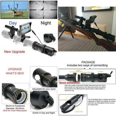 bestsight  DIY Digital Night Vision Scope for Rifle Hunting