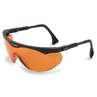 Uvex Skyper Blue Light Blocking Computer Glasses with SCT-Orange Lens New